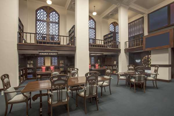 Judaica Suite in Smathers Library East