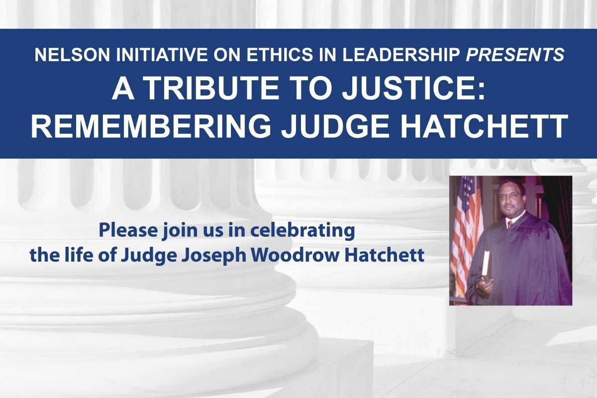 Judge Joseph Woodrow Hatchett
